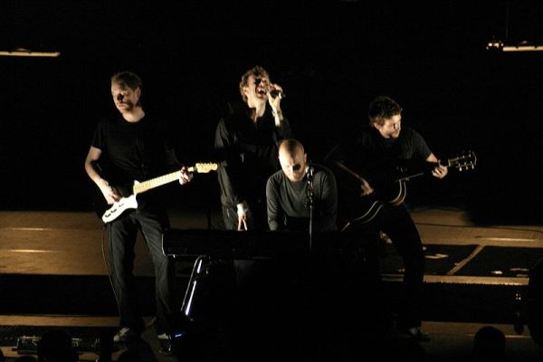 Coldplay en concierto (Autor: Shane Adams)